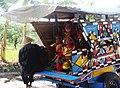 Anak-anak peserta Merti Desa, Sleman Yogyakarta 11292015.jpg