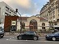 Ancienne gare Avenue St Ouen Paris 3.jpg