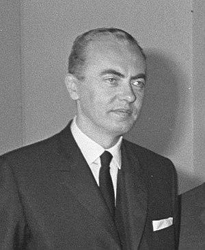André Bettencourt - André Bettencourt in 1967