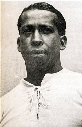 José Leandro Andrade omtrent 1926.