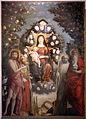 Andrea mantegna, Pala Trivulzio, 1497, 01.JPG