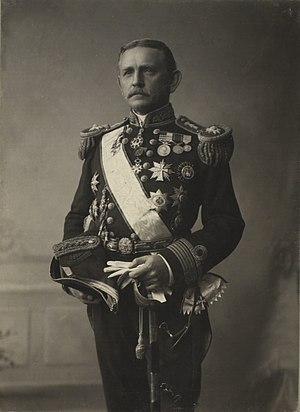 Andreas du Plessis de Richelieu - Andreas du Plessis de Richelieu in 1903