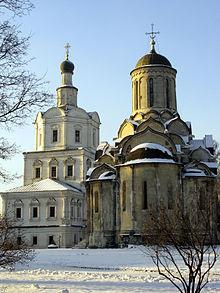 Monastère Andronikov — Wikipédia