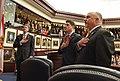 Andy Gardiner, Steve Crisafulli, and Matt Hudson recite the Pledge of Allegiance.jpg