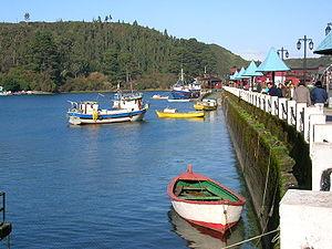 Puerto Montt - Image: Angelmo Puerto Montt 1