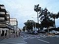 Angle rue des Serbes et boulevard de la Croisette à Cannes.jpg