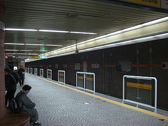 Anguk station - Image: Anguksta 02