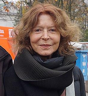 Anna Romantowska Polish film and theatre actress (born 1950)