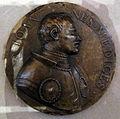 Anonimo, medaglia di giovanni delle bande nere, 1520-1530 ca.JPG