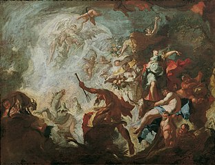 Allegory of the Golden Age