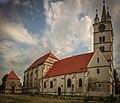 Ansamblul bisericii evanghelice Sebes, Alba 17.jpg