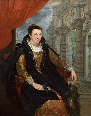 Isabella Brant - Image: Anthony van Dyck 090