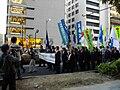 Anti-Chinese government rally on 6 November 2010 at Hibiya 08.jpg