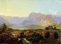 Anton Karinger - Bohinjsko jezero.jpg
