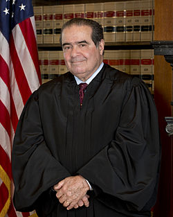 O Honorável Antonin Scalia
