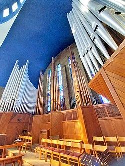Antwerpen-Kiel, Christus-Koning (Klais-Orgel, Prospekt) (21).jpg