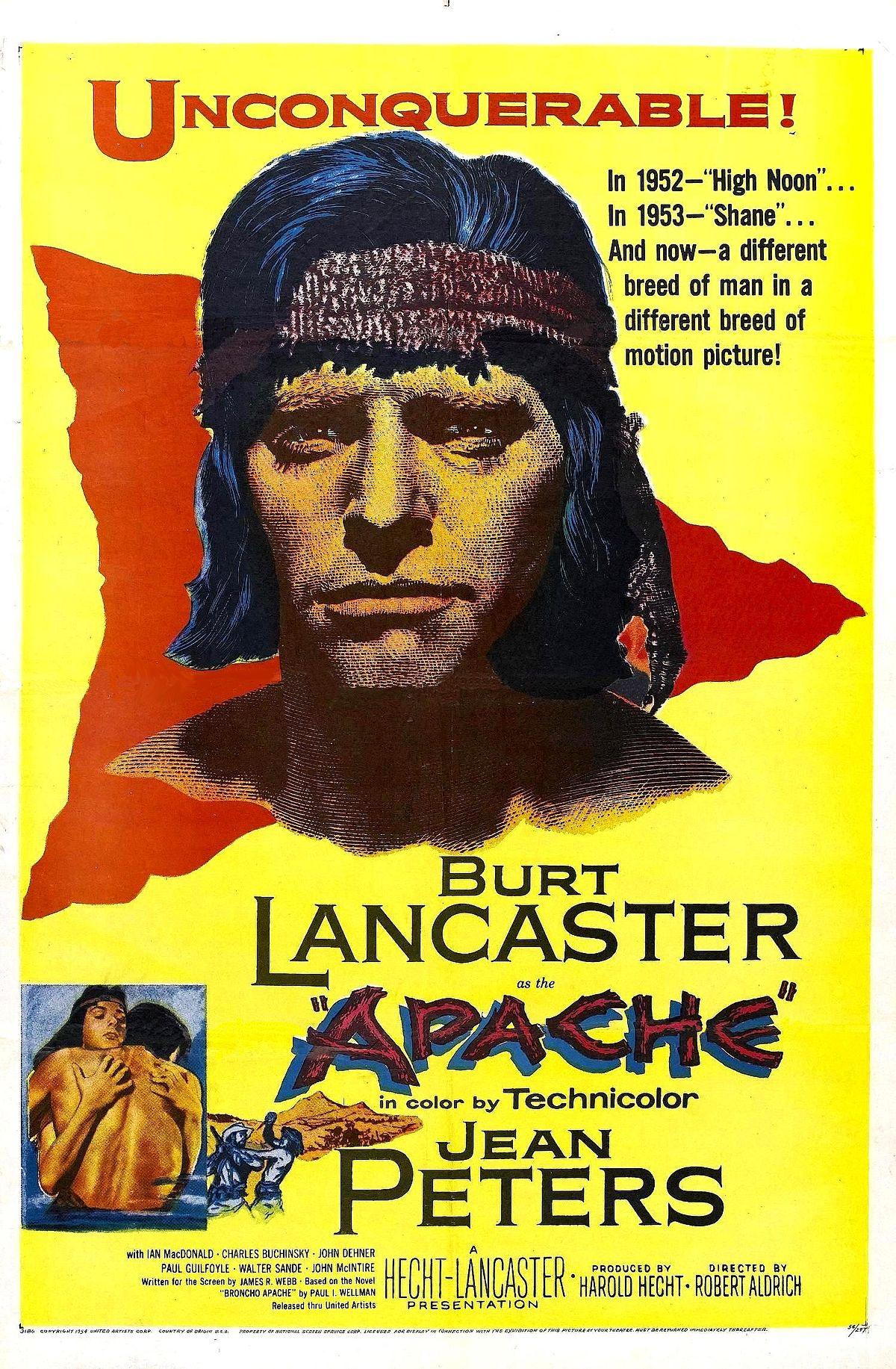Apache (film) - Wikipedia