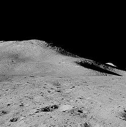 Первый человек попавший луну