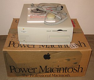 Power Macintosh 7200 - A Power Macintosh 7200/90