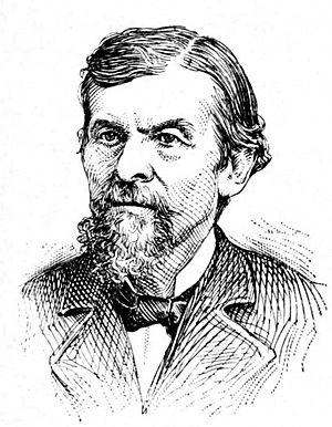 Franz Sigel - Portrait from Appleton's Cyclopedia