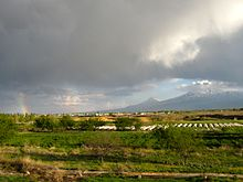 Ararat plain and rainbow.jpg