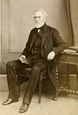 Archibald Billing - Archibald Billing in the 1860s
