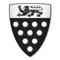 Armorial Bearings of the BRIDGMAN family of Frogmore, Weston, Herefordshire.png