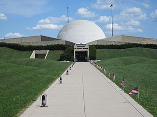 Armstrong Air and Space Museum Museum in Wapakoneta, Ohio, United States