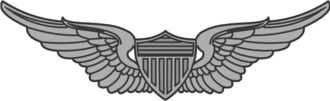 James Madison Lee - Image: Army Avn Badge
