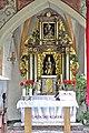 Arnoldstein Poeckau Filialkirche Heiliger Ruprecht Hochaltar 20072012 368.jpg