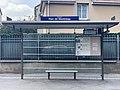 Arrêt Bus Parc Montreau Boulevard Théophile Sueur - Montreuil (FR93) - 2021-04-18 - 1.jpg
