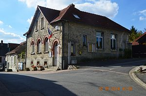 Arrancy - The Town Hall