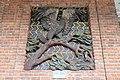 Art on the Oslo City Hall façade (Oslo rådhus) (29253324123).jpg