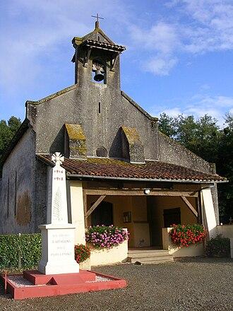 Artassenx - The church of Artassenx