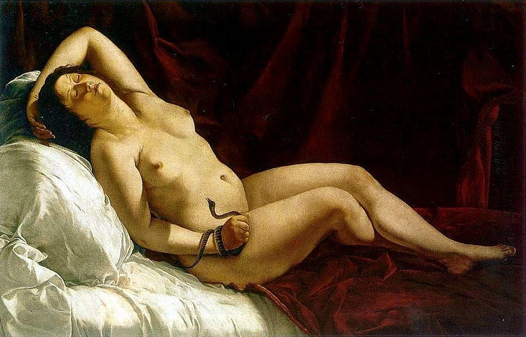 Artemisia Gentileschi Cleopatra2.jpg