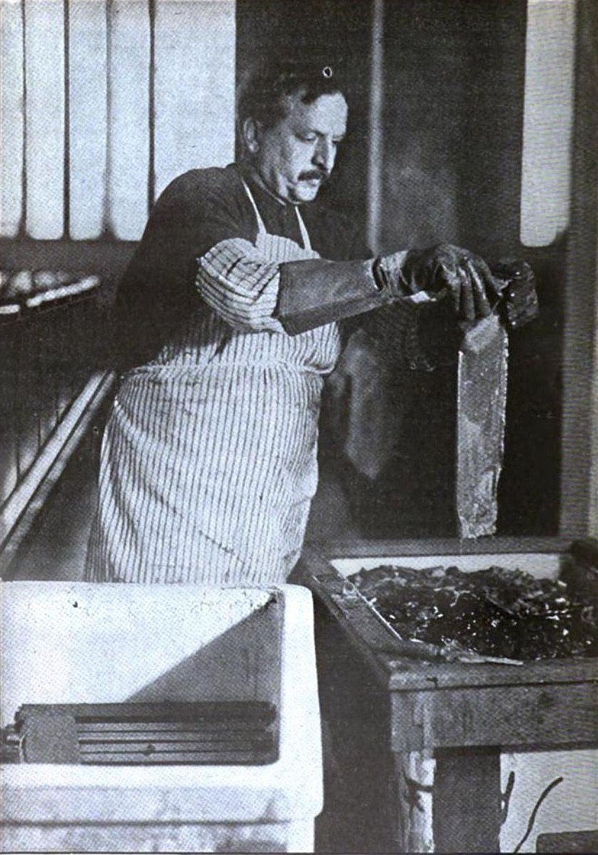 Assayer, 1916