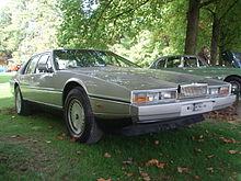 Aston Martin Lagonda Series 2 4 Wikiwand