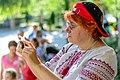 Ataliya Zubar at Country by Children's Hands Festival in Kharkiv 2015-08-30 (02).jpg