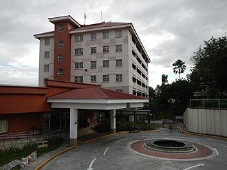 Ateneo de Manila University Dormitory - Image: Ateneodormitoryjf 1821 01