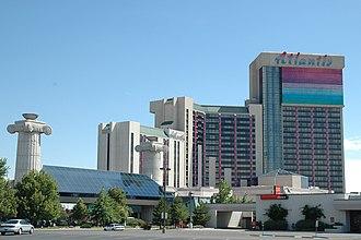 Atlantis Casino Resort Spa - Image: Atlantiscasino