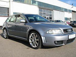 Audi B5 RS4 Avant quattro