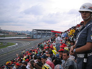 Brazilian Grand Prix - Audience of the 2004 Brazilian Grand Prix