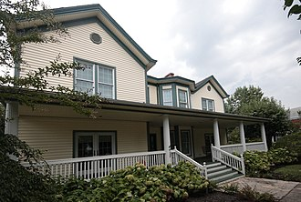 National Register of Historic Places listings in Bracken County, Kentucky - Image: Augusta Historic District