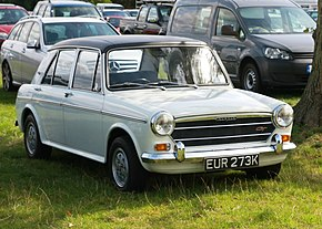 Austin 1300GT registered June 1972 1380cc (sic DVLA).JPG