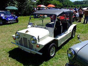 Mini Moke - 1967 Austin Mini Moke