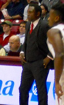Avery Johnson at Alabama.jpg