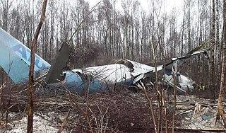 Aviastar-TU Flight 1906 2010 aviation accident