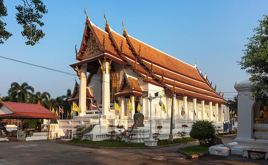 Ayutthaya - Wat Na Phra Men - 0001