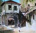 Az Öreg híd (Stari most) hídfője. Fortepan 95004.jpg