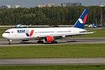 Azur Air, RA-73030, Boeing 767-3Q8 ER (42688173810).jpg